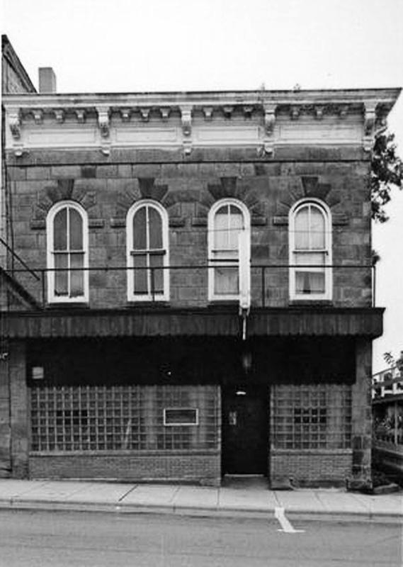 261 High Street - Before restoration
