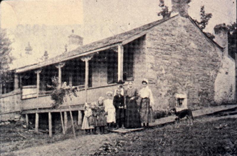 Tamblyn's Row Restoration