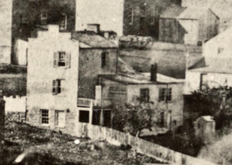 Parley Eaton House Restoration