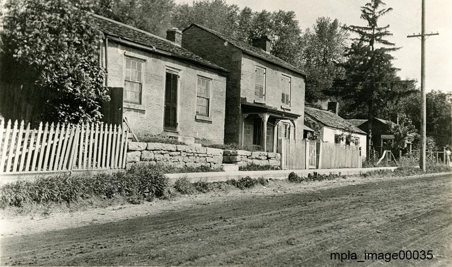 Trelawney and Pendarvis house