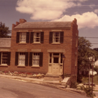 Parley Eaton House - Before Restoration