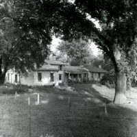 Tamblyn's Row - before restoration