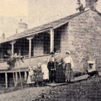 Tamblyn's Row - historical